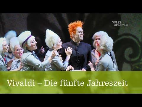 Vivaldi – Die fünfte Jahreszeit – Vivaldi rockt Vivaldi | Volksoper Wien