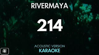 Rivermaya 214 Karaoke Acoustic Instrumental