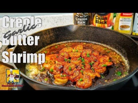 Creole Garlic Butter Shrimp   Creole Kick Seasoning