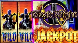 High Limit Black Knight Slot Machine HANDPAY JACKPOT | Season 8 | Episode #27