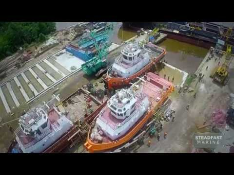 SteadFast Marine - Shipbuilding & Engineering