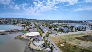 Bird's-Eye View of Benicia