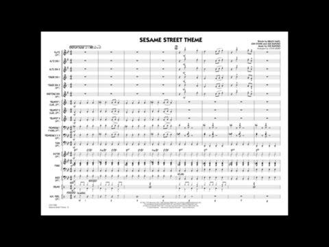 Sesame Street Theme arranged by John Berry