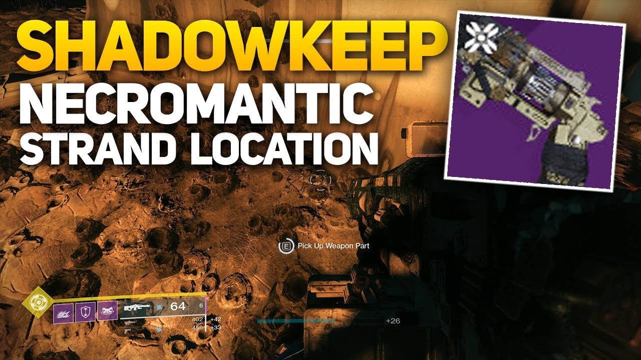 Necromantic Strand Location Hall Of Wisdom Loud Lullaby Quest Guide Destiny 2 Shadowkeep Youtube If you want to complete the essence of brutality, you need to find the necromantic strand. necromantic strand location hall of wisdom loud lullaby quest guide destiny 2 shadowkeep