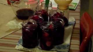 Beets Pickled In Red Wine