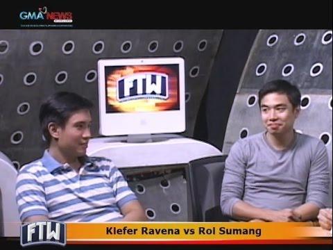 FTW: Kiefer Ravena vs. Roi Sumang