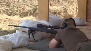 Camp X Centrum Szkolenia Remington 700 SPS Varmint kal 308
