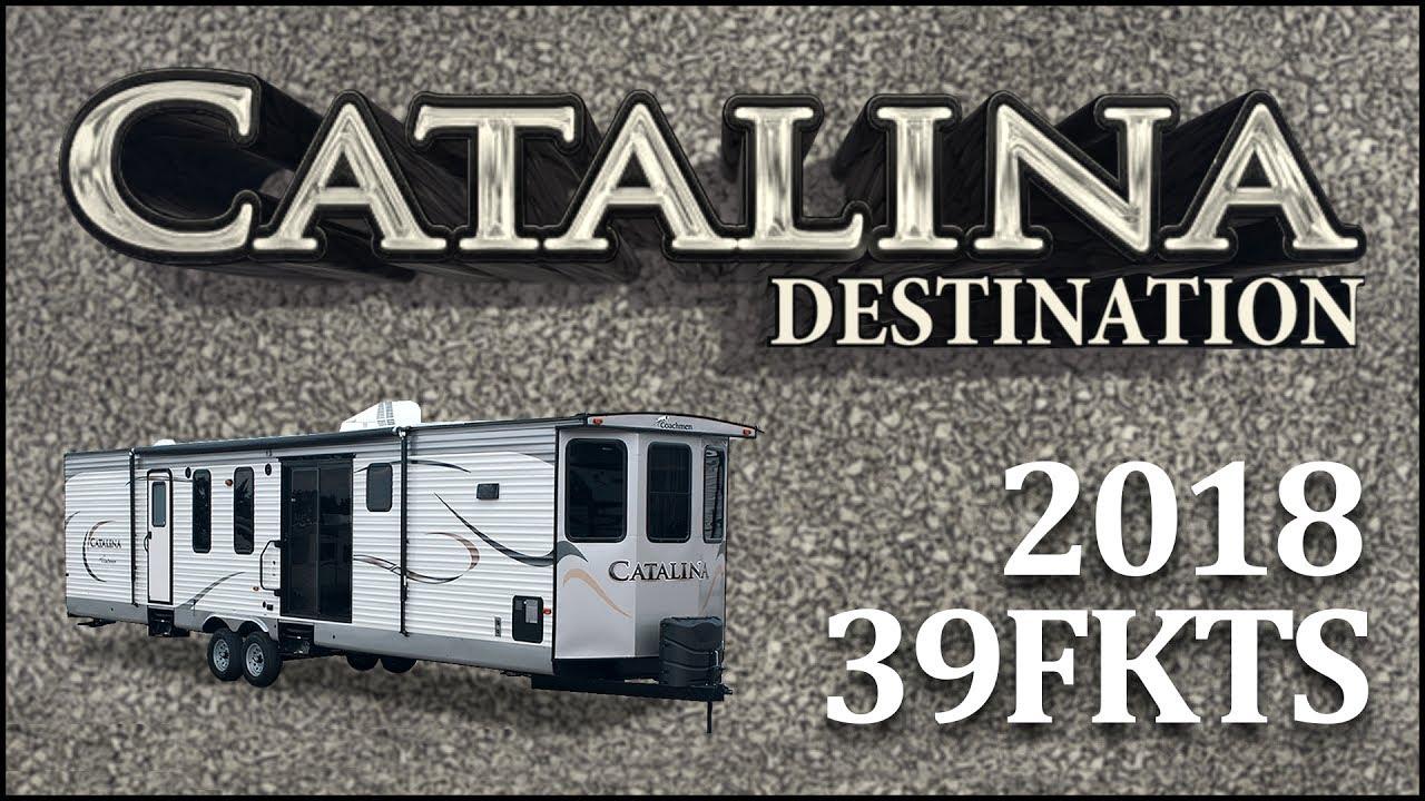 2018 Coachmen Catalina Destination 39FKTS Park Trailer RV For Sale  TerryTown RV Superstore