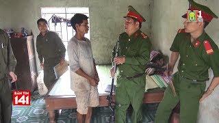 Người dân vùng cao tại Quảng Ngãi giao nộp vũ khí nóng | Tin nóng | Nhật ký 141