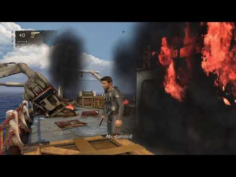 Uncharted: Drake's Fortune Remaster - Crushing Mode Playthrough Part 1