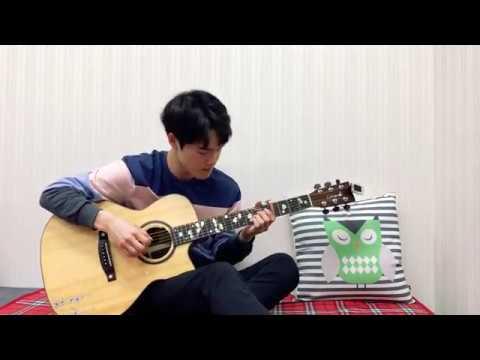 (Twice) What is Love? - Saehun Kim (fingerstyle guitar)