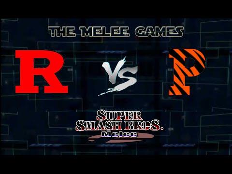 The Melee Games - Rutgers University vs Princeton University