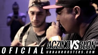 ACZINO vs BLON / OFICIAL EXTREME BATTLE 2017