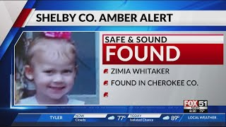 UPDATE: Amber Alert Discontinued After Missing East Texas Girl Found Safe