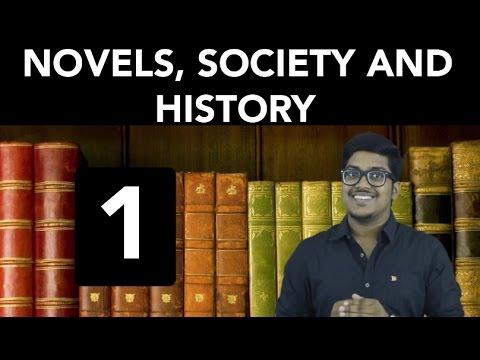 History: Novels, Society and History (Part 1)