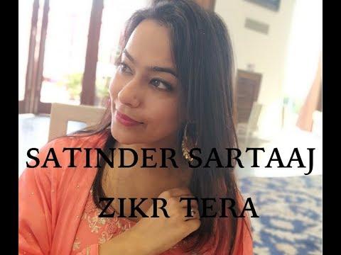Satinder Sartaaj - Zikr Tera   Rangrez (Cover by Mitika Kanwar)