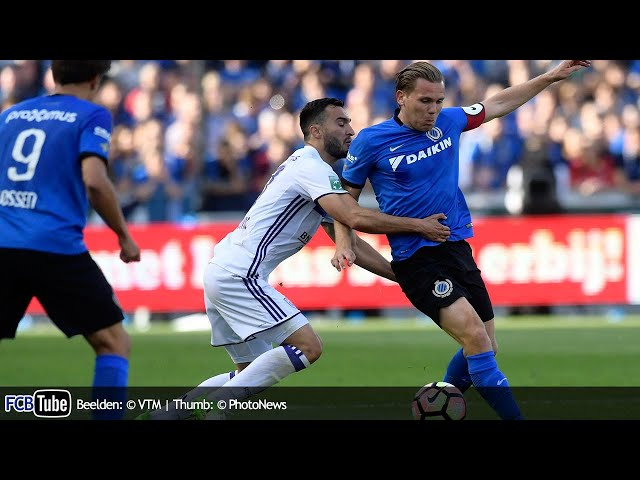 2016-2017 - Jupiler Pro League - PlayOff 1 - 08. Club Brugge - RSC Anderlecht 1-1