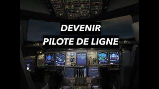 Les 3 conditions pour devenir Pilote de ligne