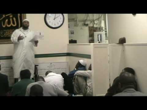 How We Can Build An Islamic Society - Abu Shahadah