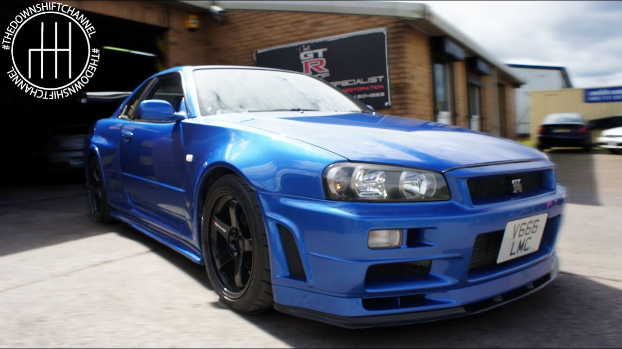 how much is my r34 gtr worth youtube. Black Bedroom Furniture Sets. Home Design Ideas