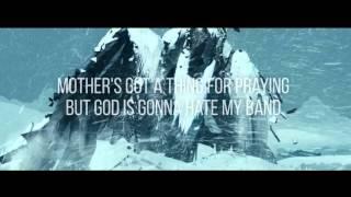 Tom DeLonge - Suburban Kings [Lyrics Video]