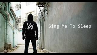 Alan Walker Sing Me To Sleep Original Mix