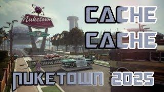 COD BO2 - Cache-cache sur Nuketown 2025 !