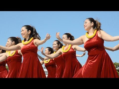 Mahina O Hoku/Aloha Wau ia Oe Hoahele O kuwana LOCO MOCO SUNSET FEEL THE MANA 2016