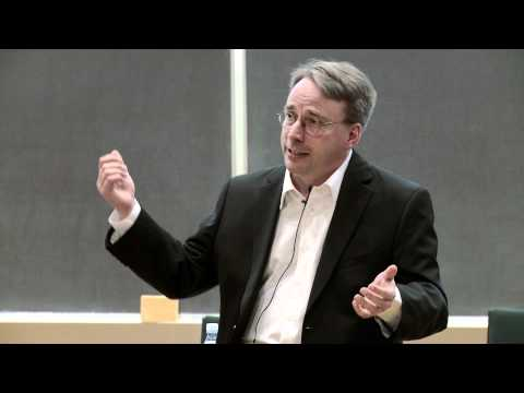 Aalto Talk with Linus Torvalds [Full-length]