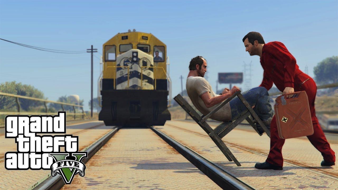 GTA 5 FAILS & WINS: #50 (BEST GTA V Funny Moments Compilation)