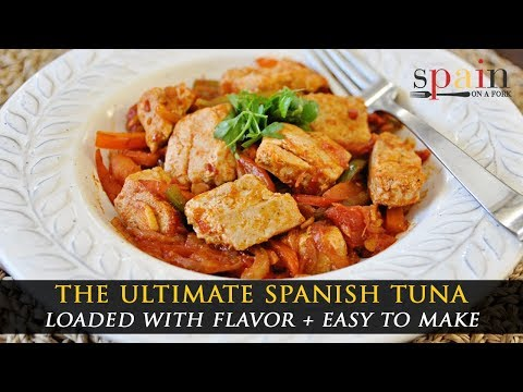 The Ultimate Spanish Tuna With Peppers And Onions