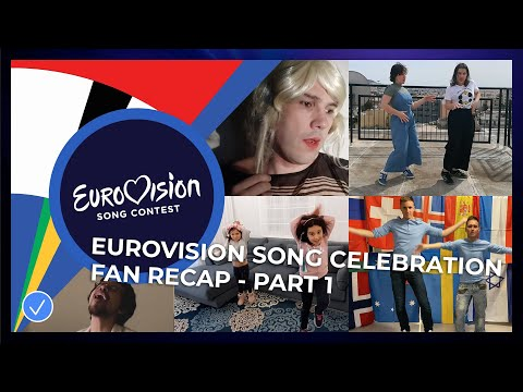 Eurovision Song Celebration - Fan Recap - Part One