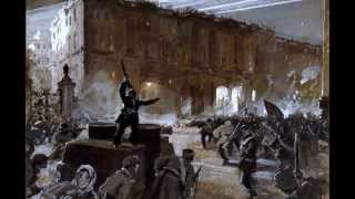 октябрьская революция 1917 г.  презентация