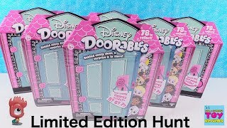 Baixar Disney Doorables Multi Pack Limited Edition Hunt Unboxing Toy Review | PSToyReviews