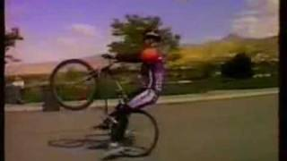 GT Bicycles old video from mid 90`s - 2nd part