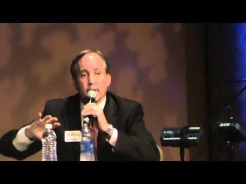 Texas Attorney General 2014 Primary Candidates debate Montgomery County Tea Party