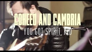 Coheed and Cambria - You Got Spirit, Kid (Last.fm Lightship95 Series)