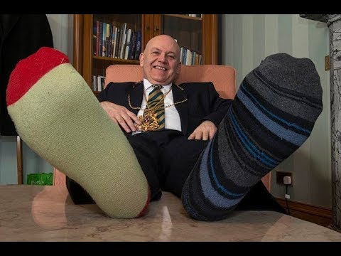 Lord Provost of Aberdeen supports World DOWN SYNDROME DAY- HD 1080p