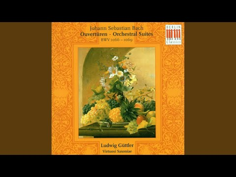 Orchestral Suite No. 3 in D Major, BWV 1068: V. Gigue mp3