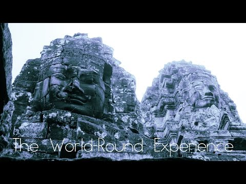 The World-Round Experience - Deep House Mix