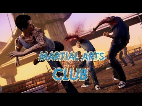 Sleeping Dogs - Martial arts Club (1080p)