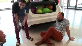 GasanZammit   - Hadd Ghalik Honda Civic Balloons