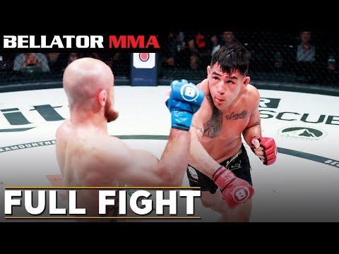 Full Fight | Emmanuel Sanchez vs. Georgi Karakhanyan - Bellator 218