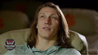 Trevor Lawrence breaks down film of Ohio State game with Kirk Herbstreit | College Football on ESPN