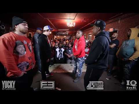 413 Battle League - DNA & K-Shine vs E. Farrell & JeFFrey