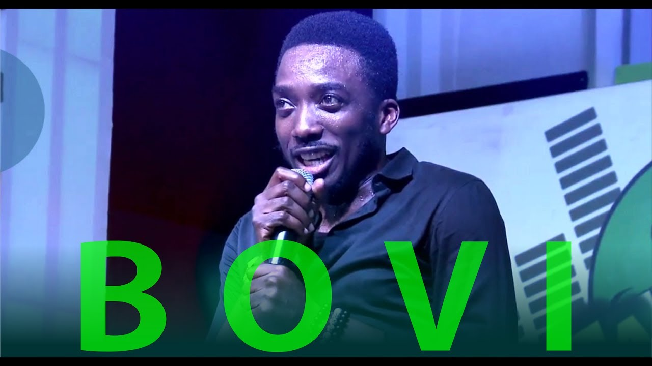 Download BOVI GOES COMPLETELY WILD WITH HIS LATEST 2017 COMEDY