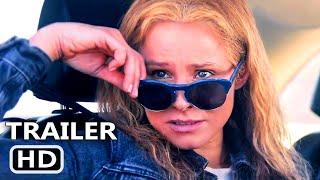 QUEENPINS Trailer (2021) Kristen Bell, Vince Vaughn, Comedy Movie