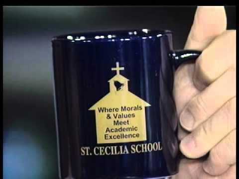 Coffee Cup Salute: St. Cecilia School