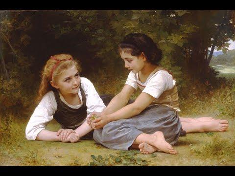 William - Adolphe Bouguereau 4/4 (1825-1905) ~ Chopin music