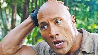 Jumanji 2: Welcome To The Jungle   Official International Trailer (2017)